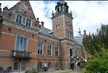 Hesbjerg Slot / Castle / Billeder fra åbent hus på Hesbjerg Slot 24.05.2015