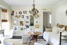 Home Ideas / Home decorating tips, room layouts, furniture for your home, kids spaces, cool accessories for the home.