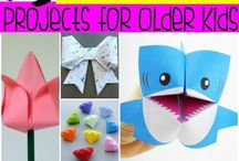 Crafts for Tweens / Crafts for tweens, activities and diy for kids 8-12.