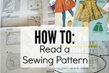 Sewing and Fabric Crafts / Sewing and fabric crafts to beginners to experts. Sewing tips, how to read a sewing pattern, free sewing patterns and kids sewing crafts.