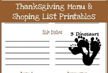 Thanksgiving / Thanksgiving centerpiece ideas, thanksgiving crafts for kids, table decor, thanksgiving printables.