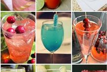 Drinks / Alcoholic drinks for special occasions, or any occasion! Cocktail recipes for holidays and party drinks. Drink recipes.