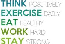 Be Healthy / Try these tips for a healthy lifestyle!
