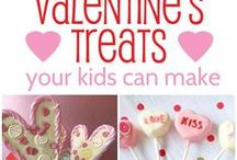 Valentine's Day / Valentine's Day activities for couples, kids and ideas for showing how much we love them! Valentines Day DIY.