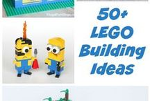 LEGO Activities / LEGO activities for kids. Learning with LEGO, LEGO homeschool. Building with LEGOs.