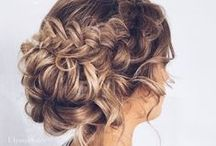 Wedding / event hairstyles