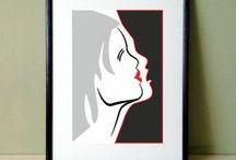 PLAKAT-ArtRtaka / Plakaty -autorska grafika