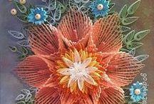 quilling - komp-kwiatowe 1