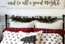 Christmas Home Decor / Christmas home decor. Beautiful decorations for Christmas time.