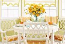 Happy Home / Bright, colorful, and fun interior designs and rooms. This is a house I would love to live in!