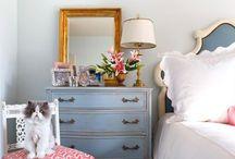 Bedrooms / Oh so dreamy!