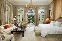 Elegant / Elegant, sophisticated, traditional, stately interiors.