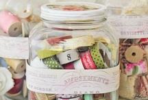 Jars Jars Jars / by Louise Taylor