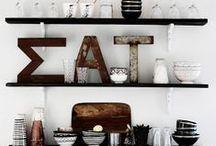 Kitchen Ideas / by Carla Winnubst