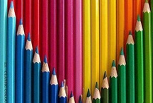colorful ideas for boring days