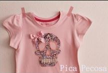 Crafts made ​​by Pica Pecosa / Manualidades hechas por Pica Pecosa