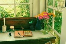 Vignettes / Inspiring interior scenes and accessories.