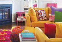 Home: colorƒul in†eriors