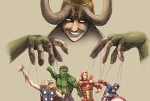 BD Avengers / by Wattitude Photo