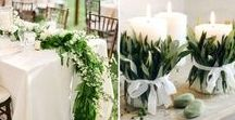 Greenery / Catering & Event Design by Stones Events | https://www.stonesevents.co.uk/  | 0845 3704777 | events@stonesevents.co.uk