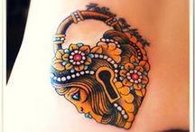 Tattoos / by Christina Marik