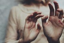 handling hands / some inspiration