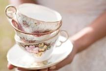 Tazas de té*