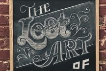 Typography / by Maizie Pfiz