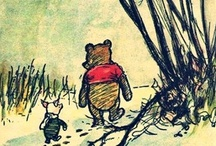 January 18: World Day of Snowman/Winnie the Pooh Day / -The figure 18 looks like a snowman with his broomstick.  -This day was created to celebrate the birth of A.A. Milne in 1882, author of Winnie-the-Pooh. / by Daily Celebrations
