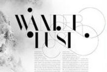 · fonts I want ·