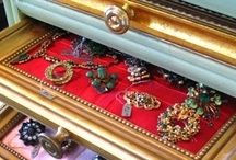 Jewelry cases / Organise your jewelry and put your favorites out on display!