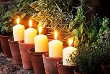 ★Candles and lightning / let there be light / by ~♥~M u r i e l ~♥~