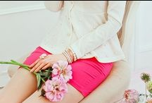 Bracelets / Bracelets and watches in casual, everyday outfits.