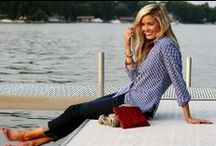 Summer Wardrobe / What I want to wear all summer - cute, casual, cool.