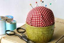 {SEWing} pincushions / by Jodi Keller