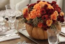 Thanksgiving / Holiday ideas / by Ami Young