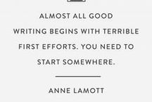 Writing Quotes & Tips