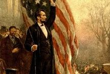 February 12: Abraham Lincoln's birthday / Lawyer, politician, 16th president of the United States / by Daily Celebrations