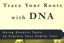 Genealogy :: DNA / by Annette Armstrong Berksan