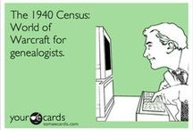 Genealogy Humor / by Annette Armstrong Berksan