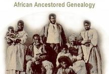 African American Genealogy / by Annette Armstrong Berksan