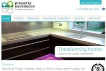 Websites we've designed / These are some of the websites that we have designed at Digity