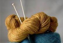{YARN} Yarn, Needles & Bowls... Oh My! / by Jodi Keller