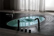 ☆*・゜゚・MY BATHROOM OASIS・゜゚・*☆ / by Jordyn Jules
