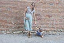 :: Maternity style ::