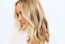 cortes de cabelo / Inspirações de cortes de cabelos médios e longos  / by Ale Garattoni