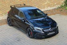 Clase A / Vehículos Mercedes-Benz clase a