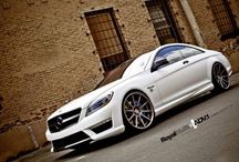 Clase cl / Mercedes benz cl