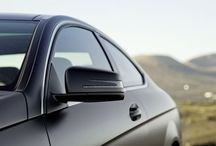 Clase c coupe / Clase c ocupe de Mercedes benz