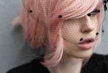 PINK Hair  / Different hairstyles inspired by the color PINK / by Bree Schmidt